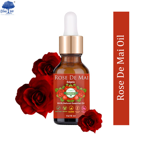 Rose De Mai Essential Oil - Blue Tree Aroma