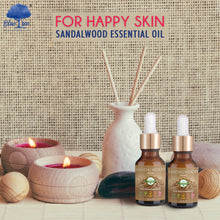 Load image into Gallery viewer, Sandalwood Essential Oil - Blue Tree Aroma