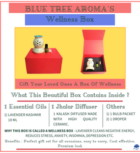 Giftbox of Wellness - Blue Tree Aroma