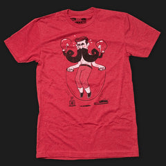 Willie Quick Whiskers T-Shirt