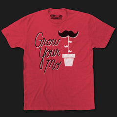 Grow Your Mo T-Shirt