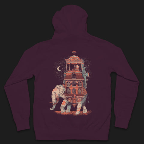 A Trunk of Treasures Hoodie