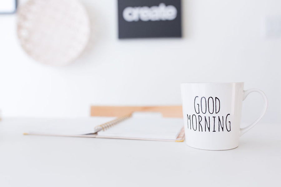 Tografy, Clean Desk, Good Morning Mug, Daily Planner, Calendar, Create Sign, Client Workflows, Photography