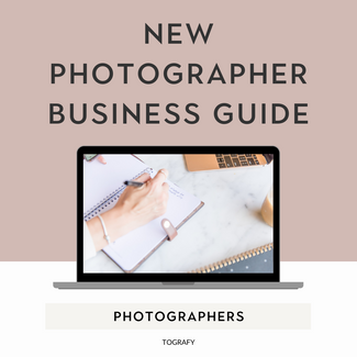 business guide for photographers, photographer business help, free download, resources, education, tografy, photographer coach