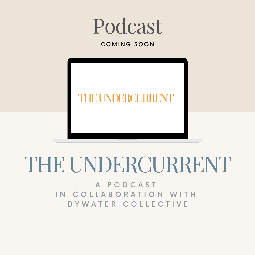 The undercurrent podcast with kara hubbard and cheyenne alford, tografy, bywater collective, business and photography related topics, marketing,