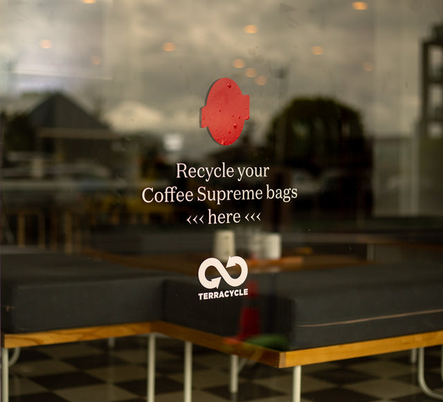 The Coffee Supreme Recycling Program