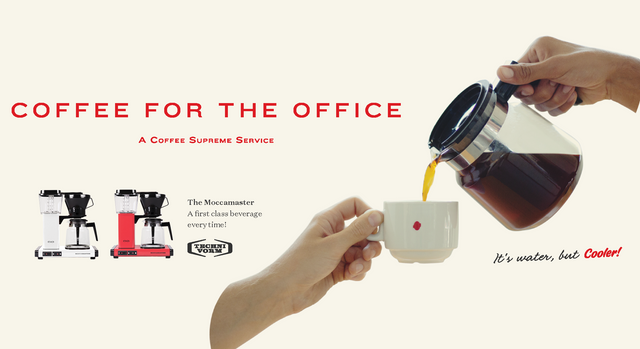 Coffee For The Office