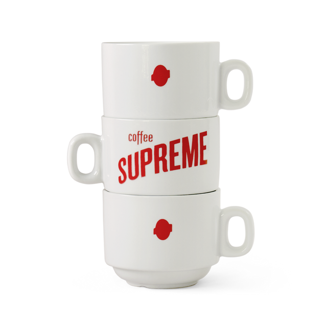 Coffee Supreme Stacker Mug