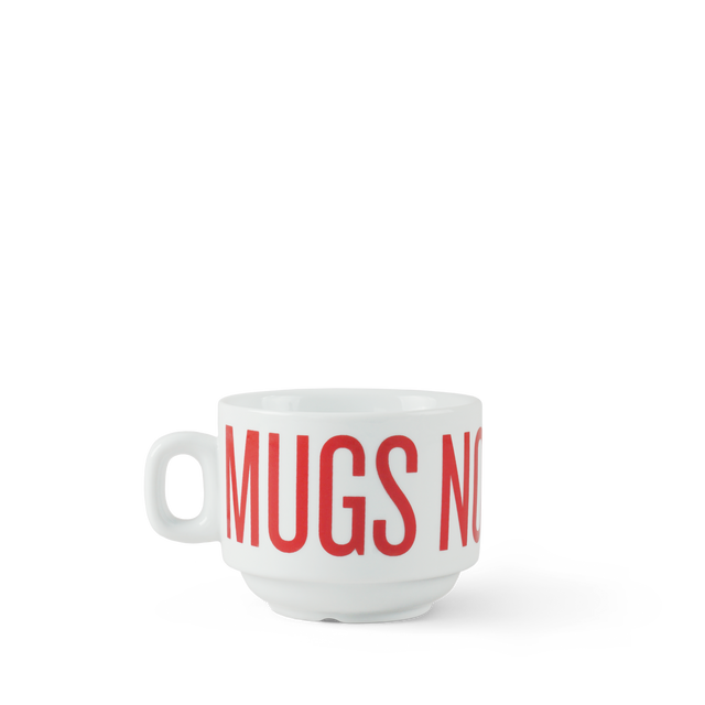 Mugs Not Drugs - Stacker Mug
