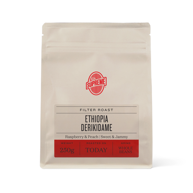 Ethiopia Derikidame Natural