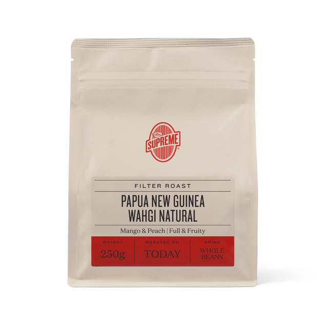 Papua New Guinea Wahgi Natural