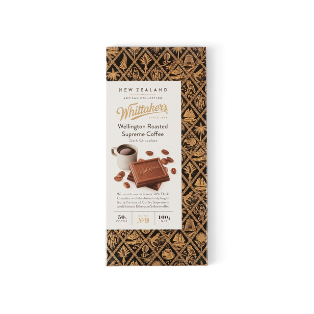 Whittaker's dark coffee chocolate