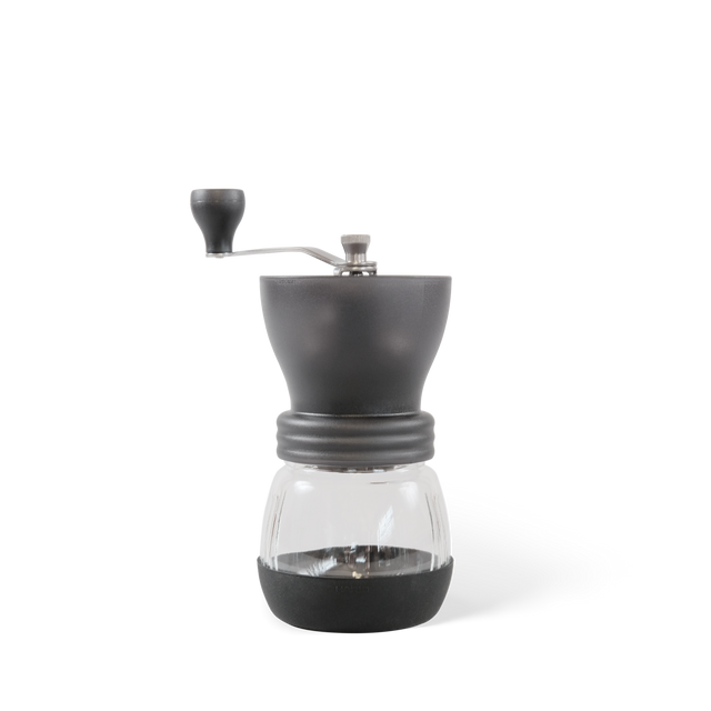 Hario hand operated coffee grinder