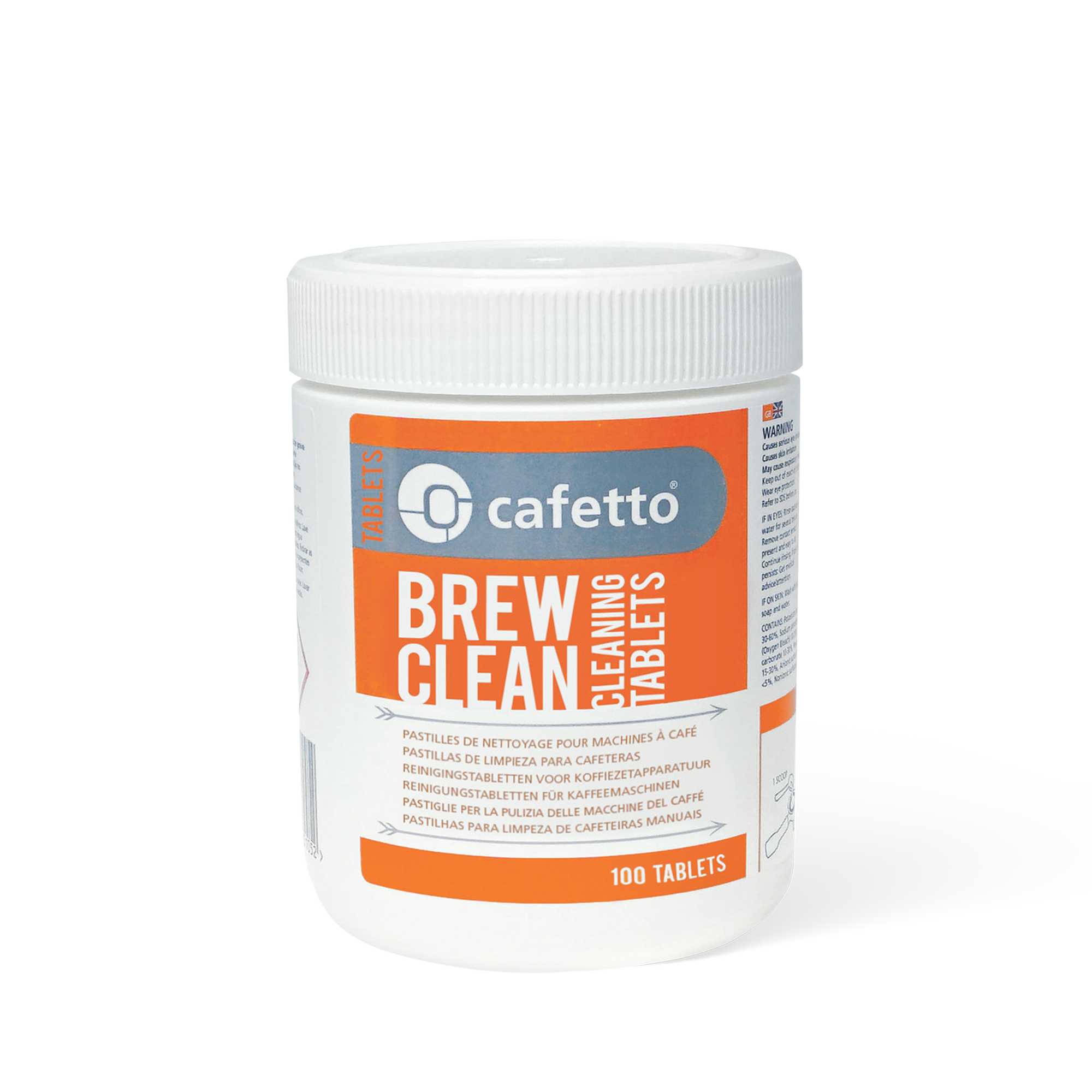 Cafetto Brew Clean