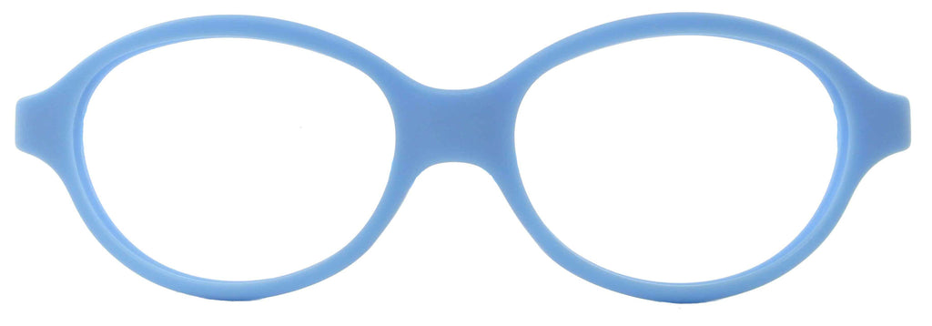 Blue Flexible Baby Glasses