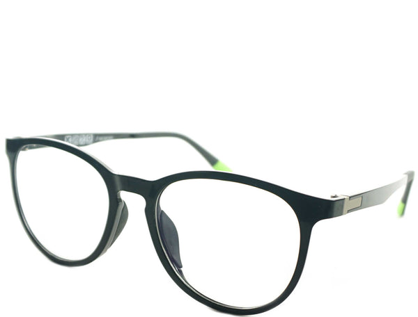 Austin - Shiny Black - See.Saw.Seen Eyewear