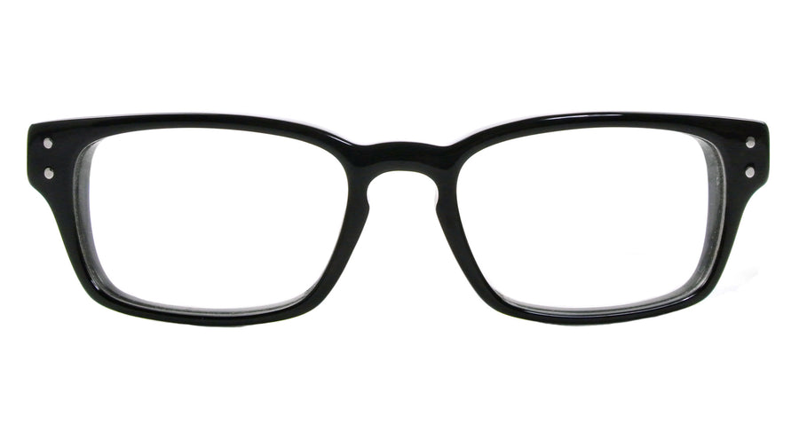 Backett - Black - See.Saw.Seen Eyewear