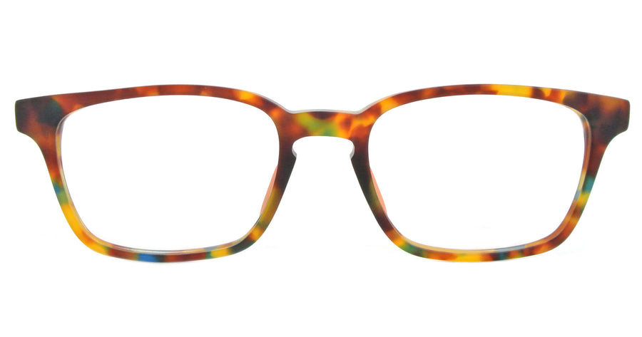 Beaver - Tortoise Orange - See.Saw.Seen Eyewear