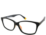 Birch - Black Orange - See.Saw.Seen Eyewear