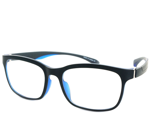 Bosworth - Matte Black - See.Saw.Seen Eyewear