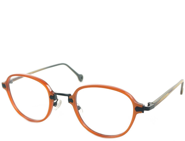 Brice - Shiny Orange - See.Saw.Seen Eyewear