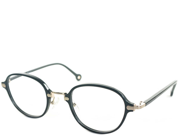 Brice - Shiny Black - See.Saw.Seen Eyewear