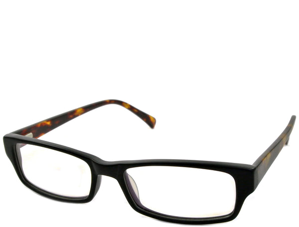 Calgary (petite) - Matte Black - See.Saw.Seen Eyewear