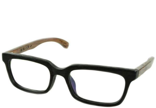 Carl - Black - See.Saw.Seen Eyewear