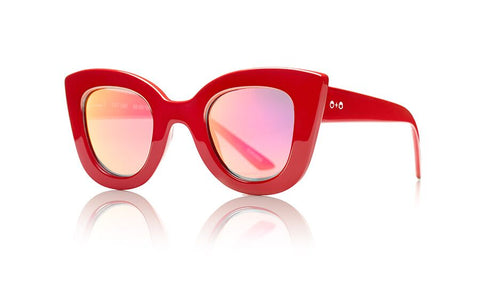Cat-Cat - Red - See.Saw.Seen Eyewear