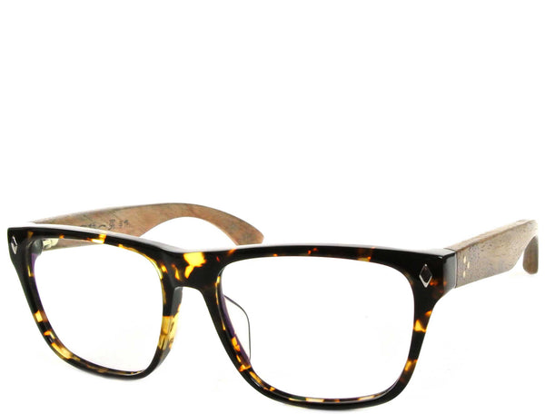 Cypress - Amber Tortoise - See.Saw.Seen Eyewear