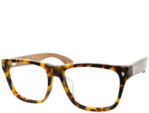 Cypress - Matte Yellow Tortoise