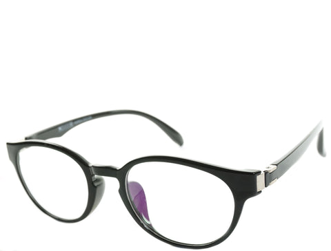 Upton - Shiny Black - See.Saw.Seen Eyewear