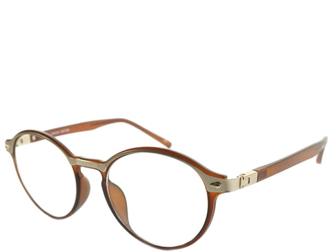Stanyan - Brown Gold - See.Saw.Seen Eyewear