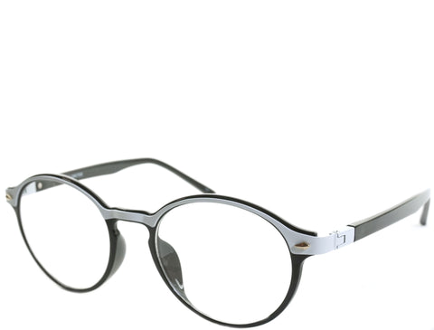 Stanyan - Black White - See.Saw.Seen Eyewear