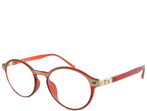 Stanyan - Red Gold - See.Saw.Seen Eyewear
