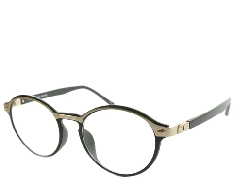 Stanyan - Black Gold - See.Saw.Seen Eyewear