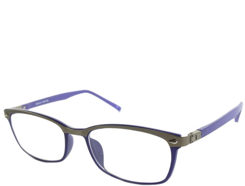 Bruno - Purple Bronze - See.Saw.Seen Eyewear