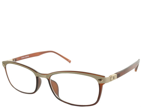 Bruno - Coffee Gold - See.Saw.Seen Eyewear