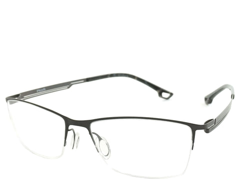 Stevenson - Gunmetal - See.Saw.Seen Eyewear
