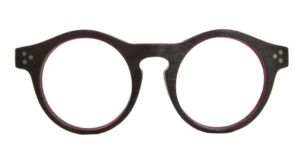 Duboce - Midnight Maroon - See.Saw.Seen Eyewear