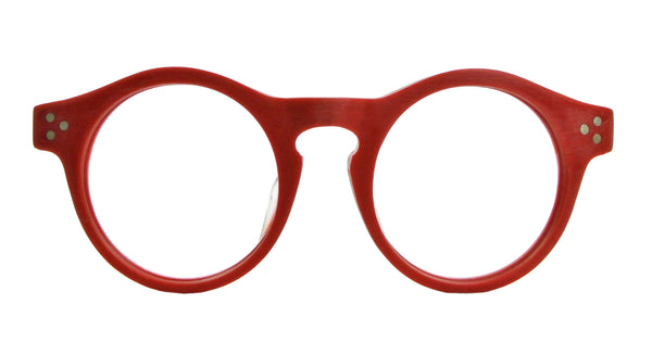 Duboce - Red - See.Saw.Seen Eyewear
