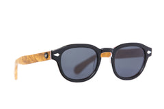 Chaplin Black Polarized - See.Saw.Seen Eyewear