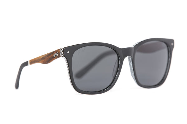 Scout Black Polarized - See.Saw.Seen Eyewear
