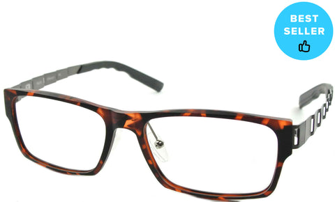 Faxon S - Dark Tortoise - See.Saw.Seen Eyewear