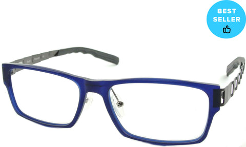 Faxon S - Navy Blue - See.Saw.Seen Eyewear