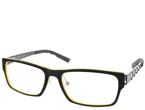 Faxon - Black Yellow - See.Saw.Seen Eyewear