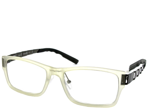 Faxon S - Matte Frost - See.Saw.Seen Eyewear
