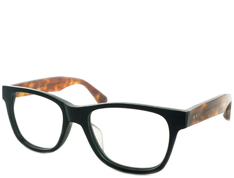 Felton - Matte Black Tortoise - See.Saw.Seen Eyewear