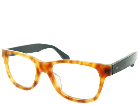 Felton - Orange Tortoise - See.Saw.Seen Eyewear