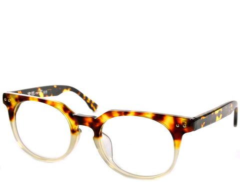 Funston - Tortoise Cream Demi - See.Saw.Seen Eyewear